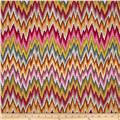 Kaffe Fassett Spring 2013 Collection Flame Stripe Pastel Pink