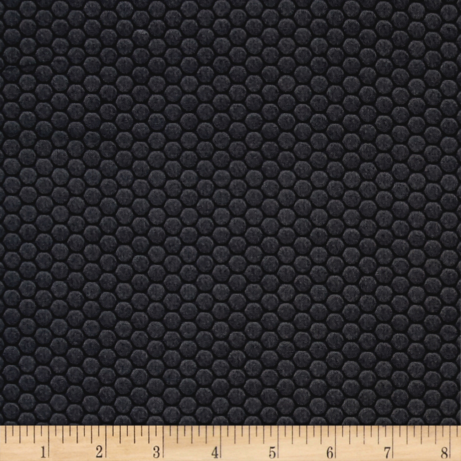 Ibot Hexi Grid Grey Fabric by Red Rooster in USA