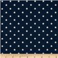 Premier Prints Mini Stars  Premier Navy