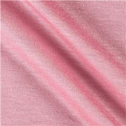 Rayon Spandex Jersey Knit Light Pink