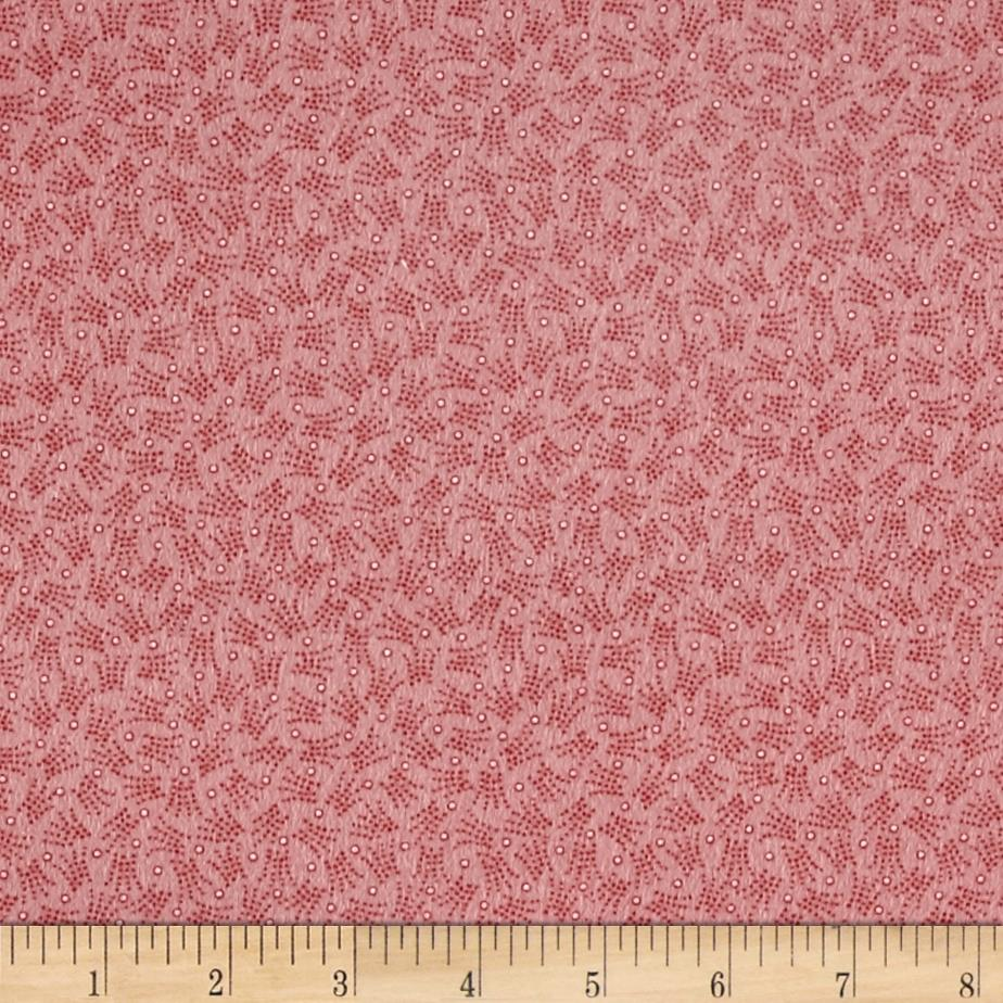 Cozies Flannel Strokes Pink