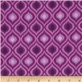 Ikat Tonal Purple