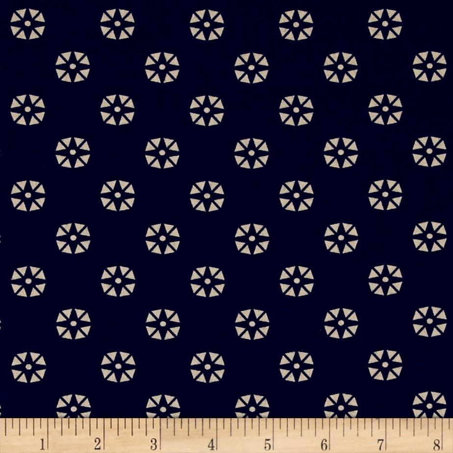 Moda Valley Mosaic Navy