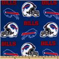 NFL Fleece Buffalo Bills Blue