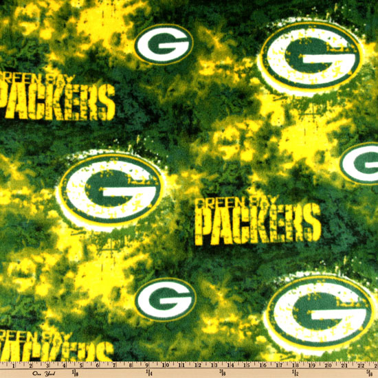 NFL Fleece Green Bay Packers