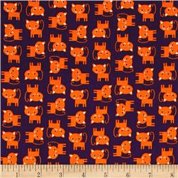 Kaufman Urban Zoologie Mini Cats Spooky