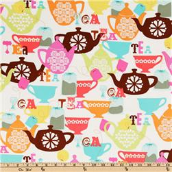 Michael Miller Sweets Tea Time Multi
