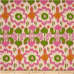 Premier Prints Rio Gumdrop/Natural Fabric