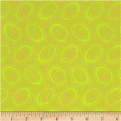 Kaffe Fassett Collective Aboriginal Dot Lime