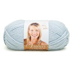 Lion Brand Vanna's Choice Yarn (105) Silver Blue