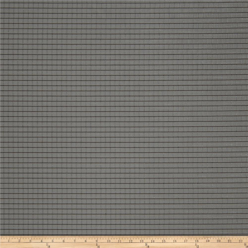 Trend 2590 Faux Silk Pewter
