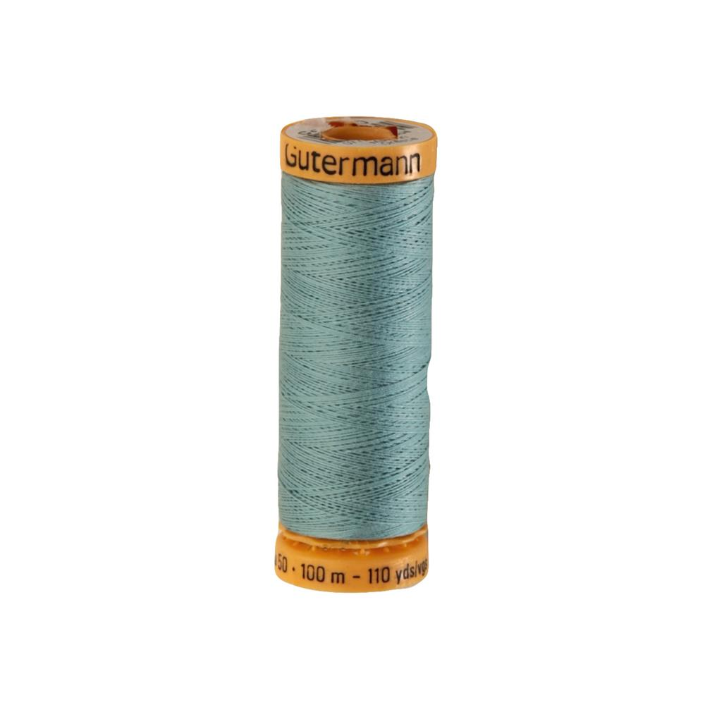 Gutermann Natural Cotton Thread 100m/109yds Caribbean Sea