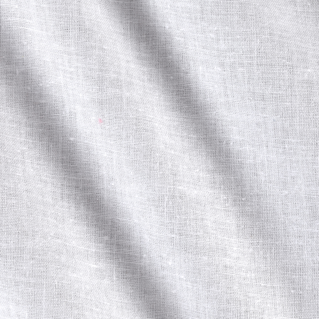 Cotton Broadcloth White Fabric By The Yard