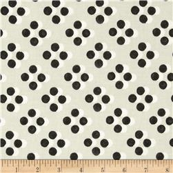 Cotton + Steel Black & White Dots