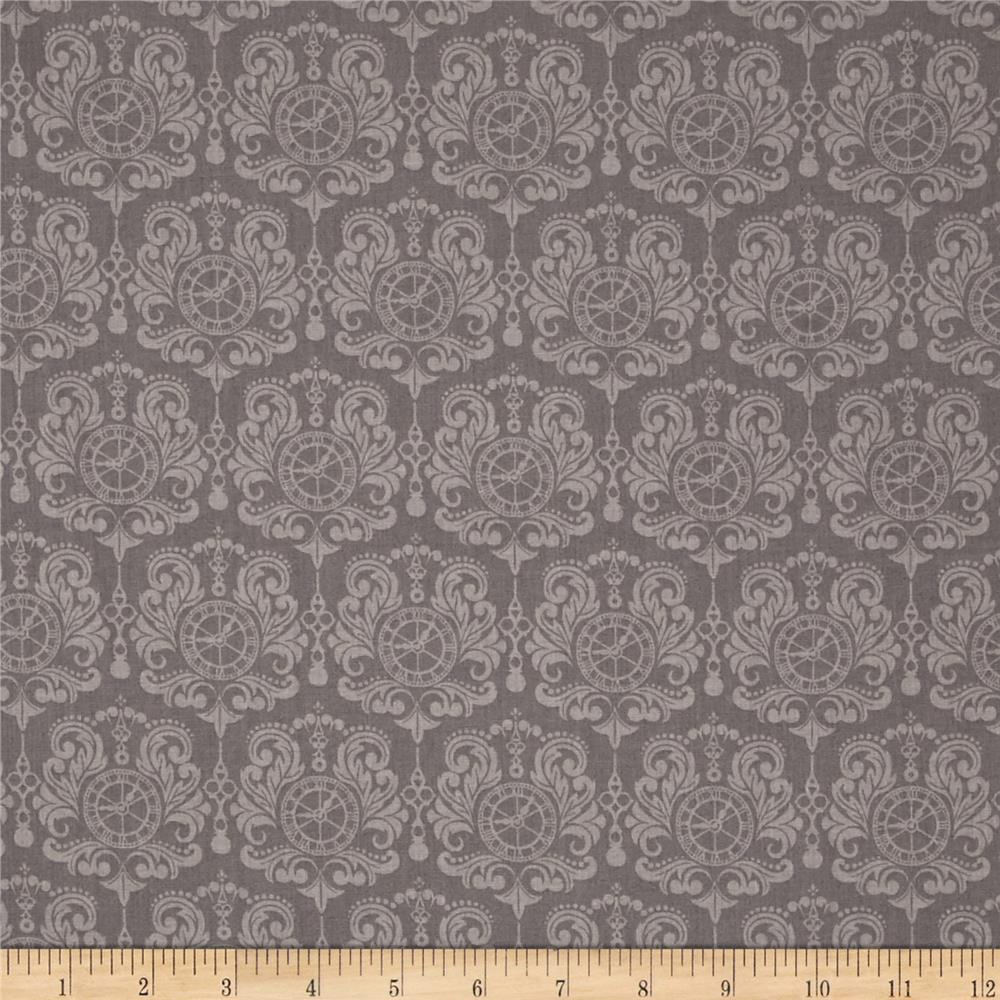 Timeless Brocade Grey