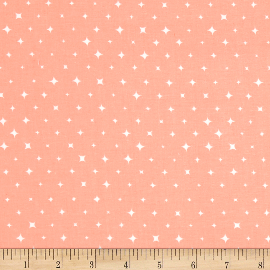 Cloud 9 Orangics We Are All Stars Fresh Fabric by Cloud 9 in USA