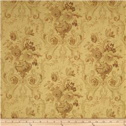 Haberdasher Damask Tan