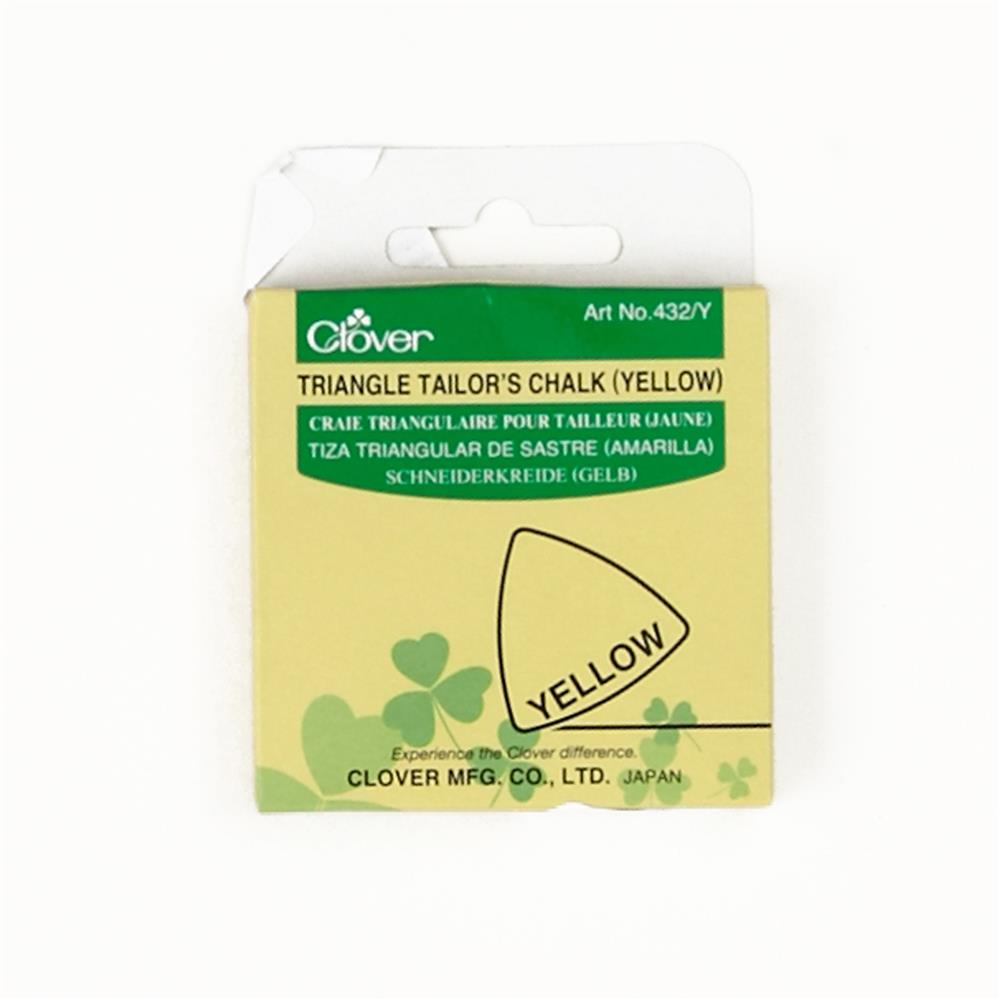 Clover Tailors Chalk Yellow