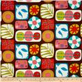Windham Nod to Mod Patchwork  Multi