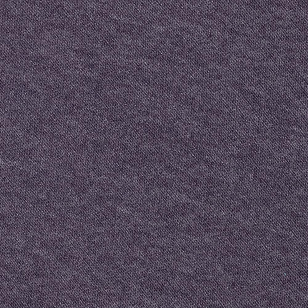Tri-Blend Heather Jersey Knit Indigo