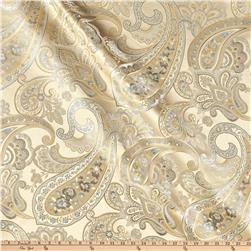 Eroica Candytuft Paisley Jacquard Delft