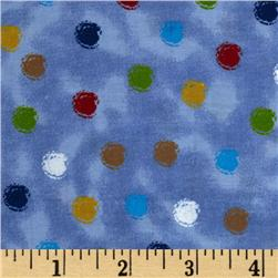 Playtime Dots Blue