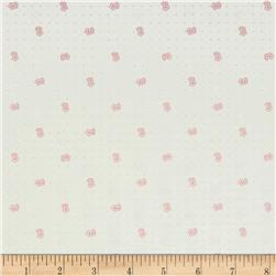Riley Blake Bee Backgrounds Daisy Pink