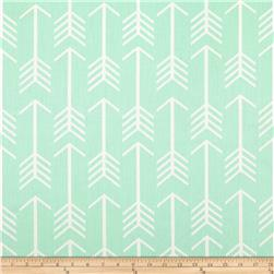 Premier Prints Arrow Macon Twill Mint