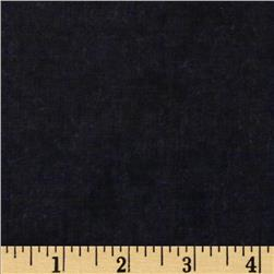 Basically Patrick Dapple Black Velvet Fabric