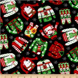 Timeless Treasures Ugly Christmas Sweater