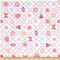 Michael Miller Princess Charming Royal Sampler Brite