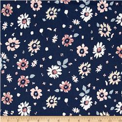 Fashion Printed Denim Tween Florals