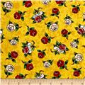 Ed Hardy Love Is True Roses Yellow