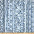 Premier Prints Indoor/Outdoor Devada Cobalt