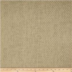 Dwell Studio Indoor/Outdoor Weavescene Embossed Taupe Fabric