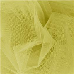 108'' Wide  Nylon Tulle Butter