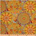 Kaffe Fassett Millefiore Orange