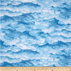 Running Free Sky Pattern Multi