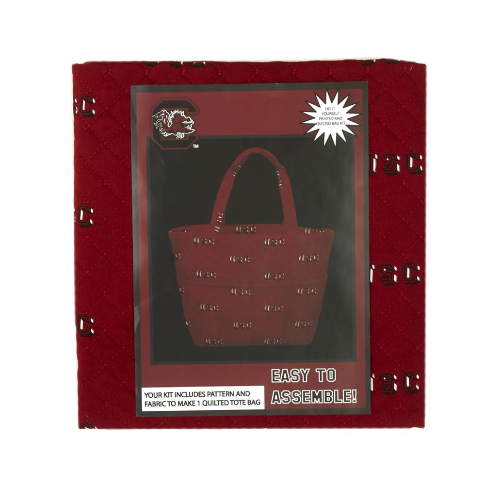 Collegiate Quilted Tote University of South Carolina