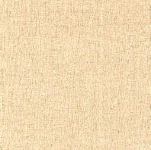Linen/Cotton Blend Eggshell Fabric