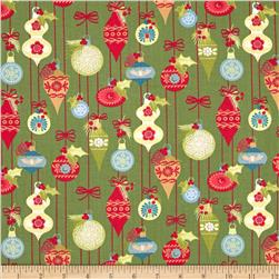 Moda Tole Christmas Ornaments Holly