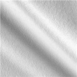 54'' Sateen Flannel White