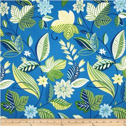 Richloom Indoor/Outdoor Skyworks Floral Caribbean