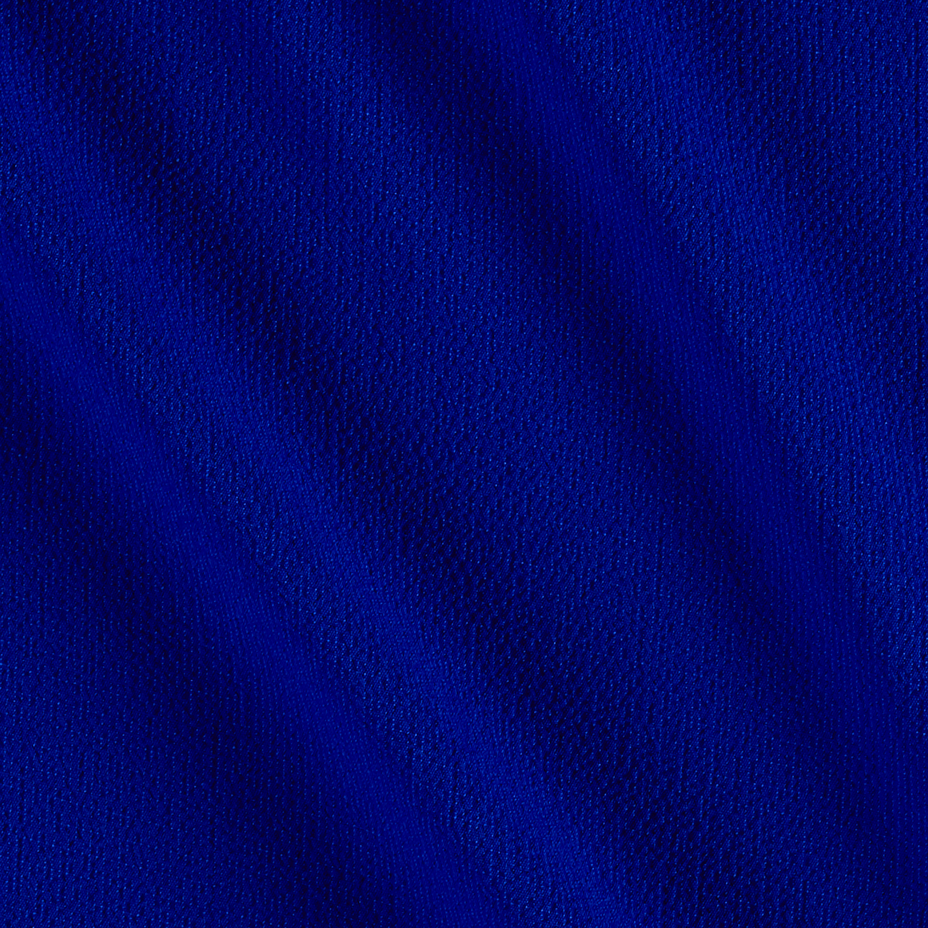 Bubble Crepe Solid Electric Blue Fabric by Neiman in USA