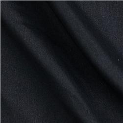 Poly Two Tone Chiffon Black