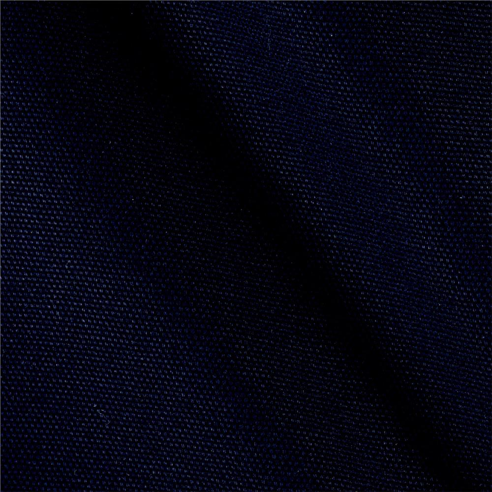Kaufman Big Sur Canvas Solid Navy