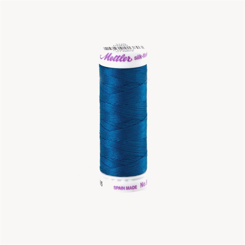 Mettler Cotton All Purpose Thread Colonial Blue