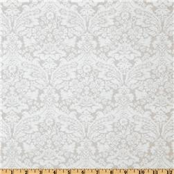 Treasures by Shabby Chic Garden Rose Damask Grey/White