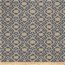 Fabricut 50025w Diamante Wallpaper Indigo 04 (Double Roll)