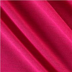 Polyester Jersey Knit Solid Soft Hot Pink